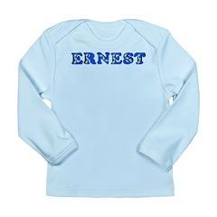 Ernest Long Sleeve Infant T-Shirt