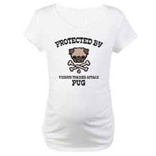 Protected By Pug Shirt