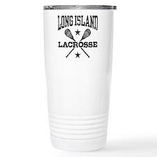 Long Island Lacrosse Travel Mug