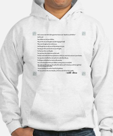 Kahlil Gibran Quote Jumper Hoody