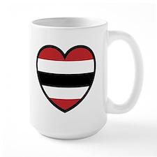 Hawk Heart Solo Mug