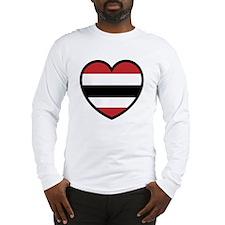 Hawk Heart Solo Long Sleeve T-Shirt
