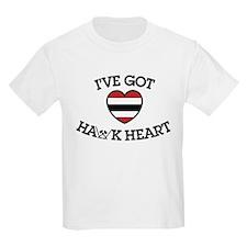 I've Got Hawk Heart T-Shirt