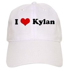 I Love Kylan Baseball Cap