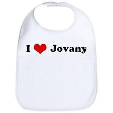 I Love Jovany Bib