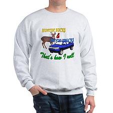 Trucks And Bucks Sweatshirt