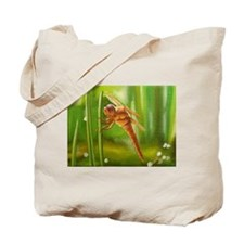 Dreamtime Dragonfly Tote Bag