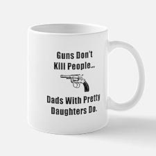 Dad Gun Mug