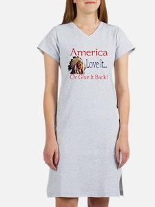 America Women's Nightshirt