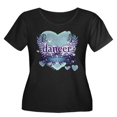 dancer forever by DanceShirts.com Women's Plus Siz