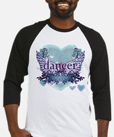 dancer forever by DanceShirts.com Baseball Jersey