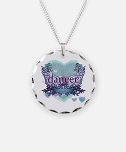 dancer forever by DanceShirts.com Necklace