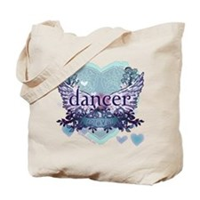 dancer forever by DanceShirts.com Tote Bag