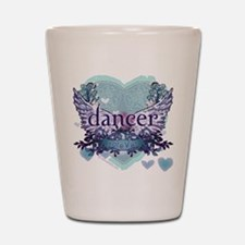 dancer forever by DanceShirts.com Shot Glass