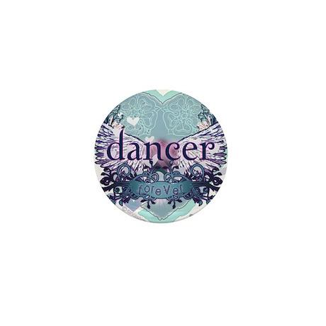 dancer forever by DanceShirts.com Mini Button (10
