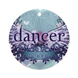 Dance Round Ornaments