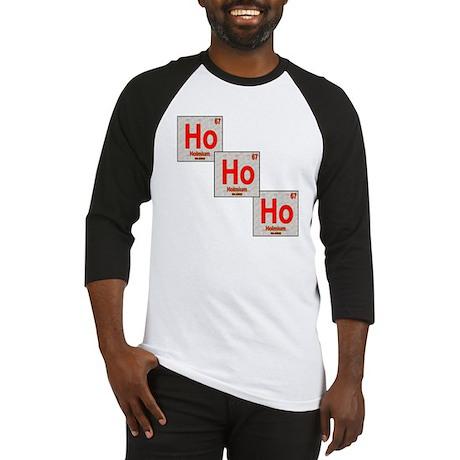 Ho Ho Holmium! Baseball Jersey