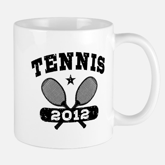 Tennis 2012 Mug
