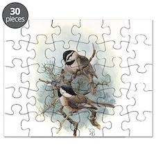 Mountain Chickadee Puzzle