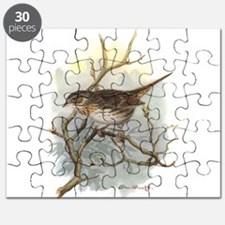 Lincoln Sparrow Puzzle