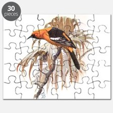 Hooded Oriole Puzzle