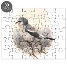 Northern Shrike Puzzle