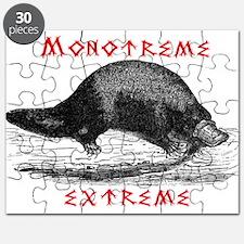 Monotreme Extreme (platypus) Puzzle