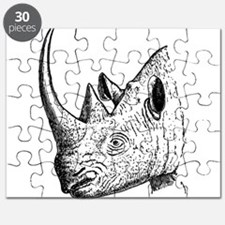 Black Rhinoceros 2 Puzzle