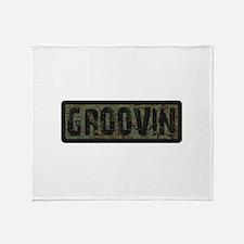 Groovin Throw Blanket