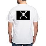 SHHS Logo Front - Venomous Jolly Roger on Back
