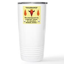 Tolerance Travel Mug