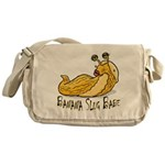 Banana Slug Babe Messenger Bag