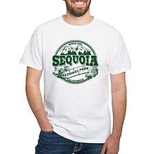 Sequoia Old Circle Green Shirt