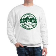 Sequoia Old Circle Green Sweatshirt