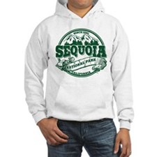 Sequoia Old Circle Green Hoodie