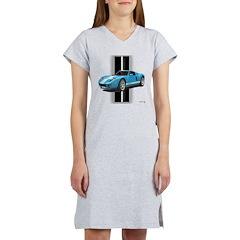 New Racing Car Women's Nightshirt