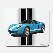 New Racing Car Mousepad