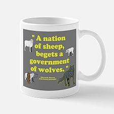 Sheep...Wolves Mug