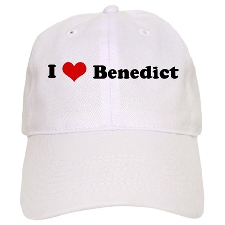 I Love Benedict Cap