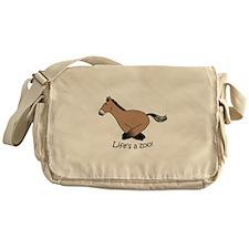 P-horse Messenger Bag