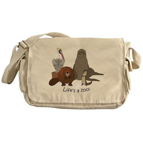 Beaver Valley Group Messenger Bag