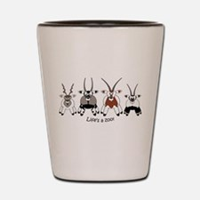 Oryx Shot Glass