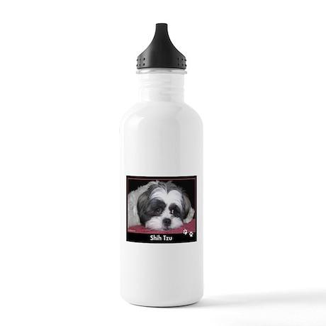 Shih Tzu Calendar Stainless Water Bottle 1.0L