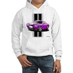 New Dodge Challenger Hooded Sweatshirt