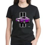 New Dodge Challenger Women's Dark T-Shirt