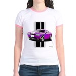 New Dodge Challenger Jr. Ringer T-Shirt
