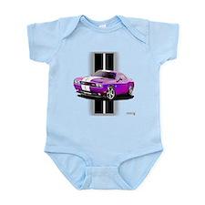 New Dodge Challenger Infant Bodysuit