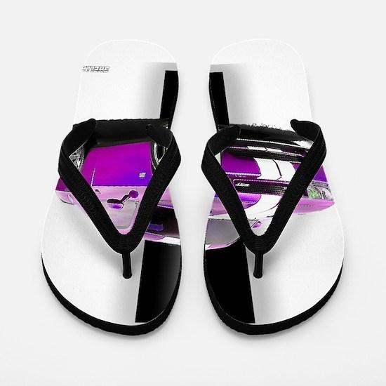 New Dodge Challenger Flip Flops