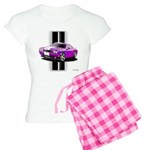 New Dodge Challenger Women's Light Pajamas