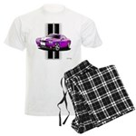 New Dodge Challenger Men's Light Pajamas